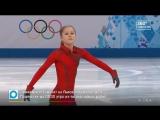 Юлия Липницкая закончила карьеру