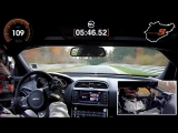 Jaguar XE SV Project 8 | Worlds Fastest Saloon