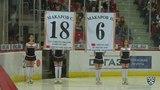 Моменты из матчей КХЛ сезона 17/18 • Гол. 3:3. Пол Щехура (Трактор) оформил дубль 01.02