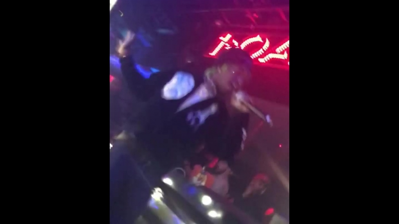 Lil Uzi Vert - Money Longer [Live at 1 Oak Las Vegas NightClub]