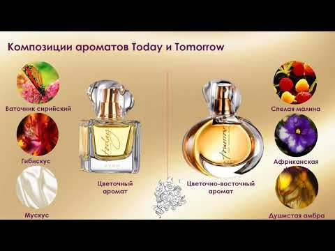 Ароматы AVON | Today Tomorrow Always