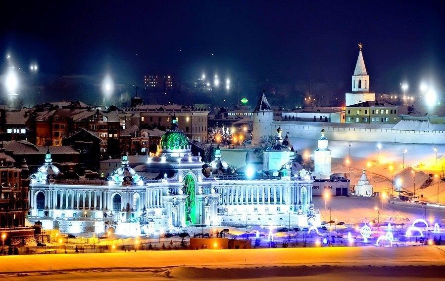 В Казань из Миасса 22-25 февраля