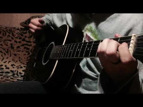 Dean Stiwen - Rape me (Nirvana fingerstyle cover)