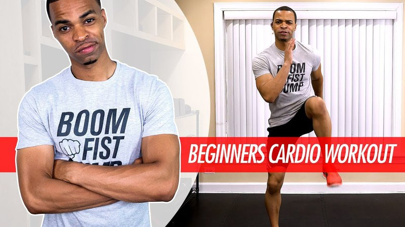 Millionaire Hoy - 15 Min Beginners Standing Cardio Aerobics Workout for Weight Loss | Кардио-тренировка для новичков