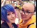 Shaving my Head BALD for Cosplay! Anime Los Angeles