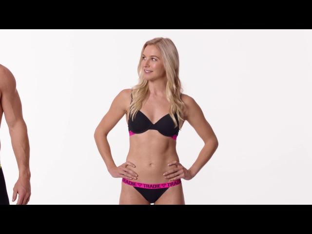 Nick 'Honey Badger' Cummins Danielle Scott