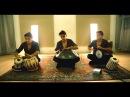 Loris Lombardo Aramir Handpan tabla kanjira shaker darbuka and konnakol