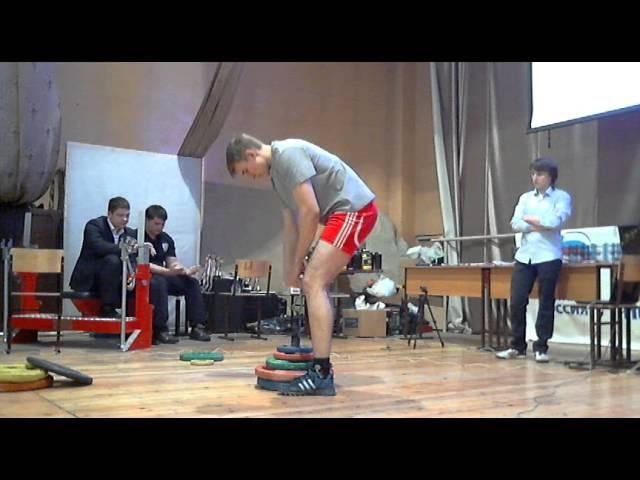 Воротницкий К, Rolling Thunder = 65,5 кг, 01.03.2014