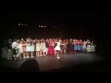 Гала-концерт. Международный фестиваль-конкурс «Актёрское мастерство языком пластики» РГИСИ. Селфи