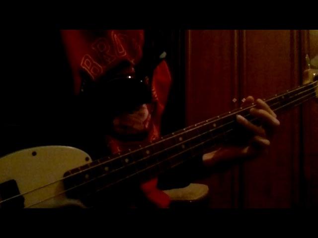 Metallica Nothing else metter Bassline