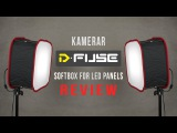 Kamerar D-Fuse Softbox for LED Panels Review
