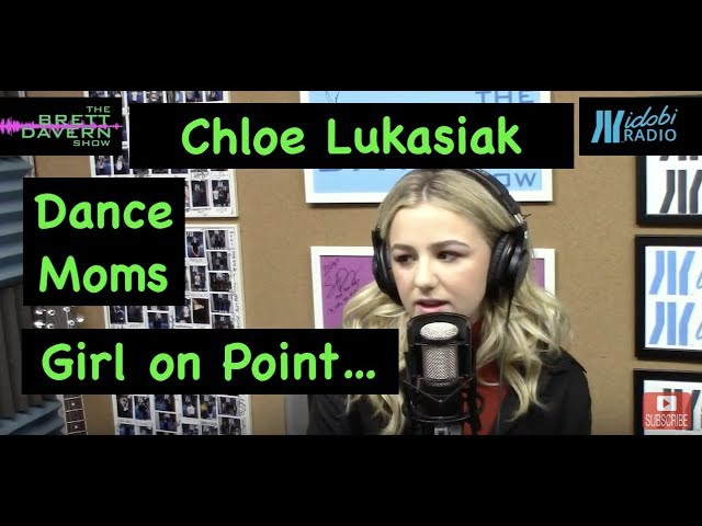65 Chloe Lukasiak of Dance Moms
