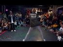 Slim Boogie vs Poppin John   Top Status (Top 8 Popping)