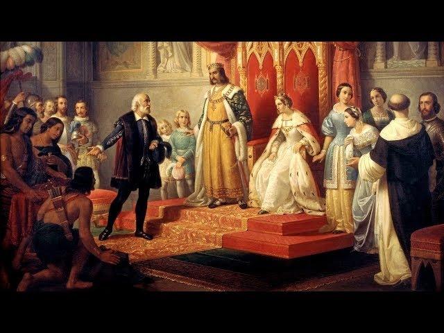 Изабелла I Кастильская. Между Томасом Торквемадой и Христофором Колумбом.