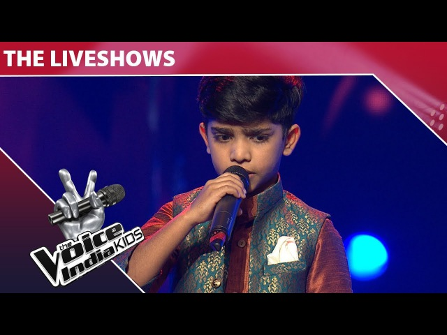 Fazil Performs On Chunar The Voice India Kids Episode 19