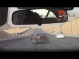 Mad drivers in Saudi Arabia
