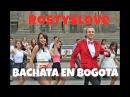 Rostyslove Bachata en Bogota 2018 Official Video