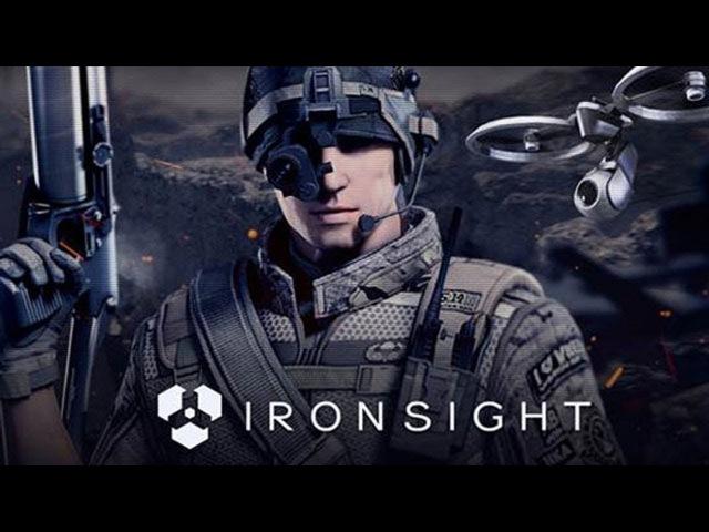 Ironsight [OBT] - Bambucho - Фраги с ножа