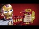 Нёрф железный человек Nerf iron man