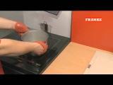 Мойка для кухни Franke fragranit - тест на прочность.