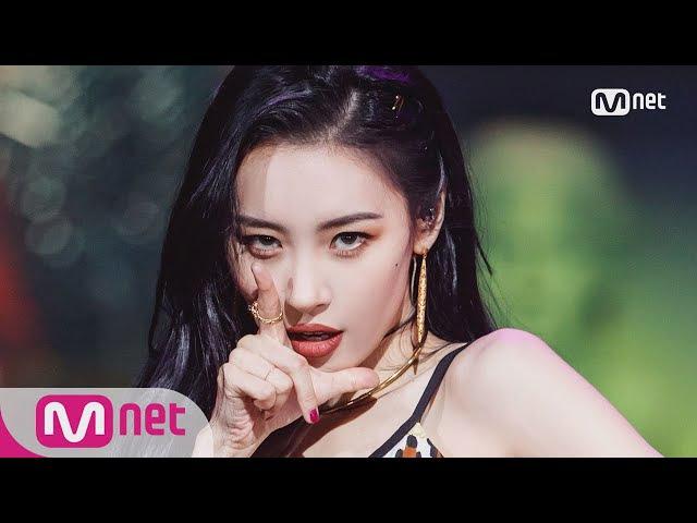 [SUNMI - Heroine] Comeback Stage | M COUNTDOWN 180118 EP.554