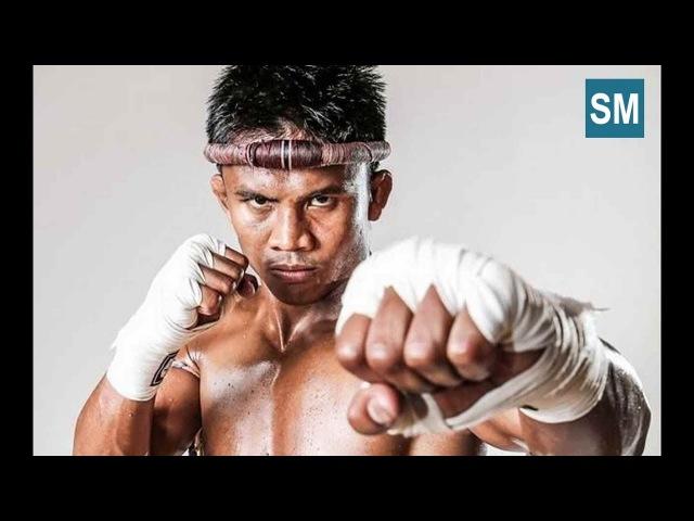 Буакав Пор Прамук Муай Тай Тренировка | Muay Thai Buakaw Por Pramuk Training