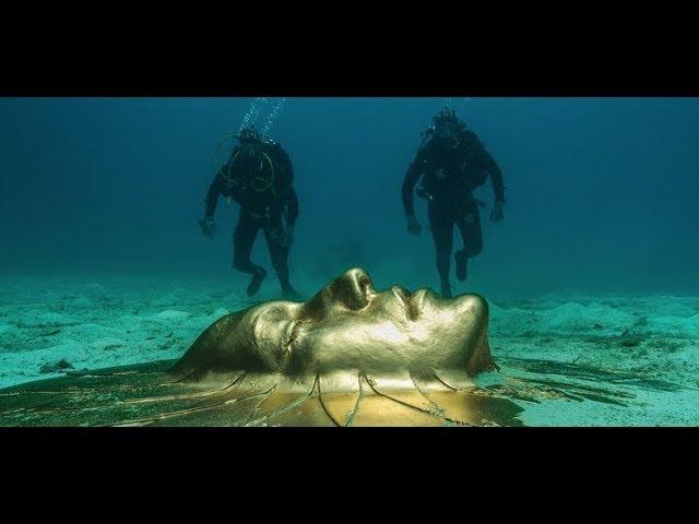 Загадка ИЛИСТОГО ПРЫГУНА Случай с батискафом поставил ученых в тупик Подводные цивилизации