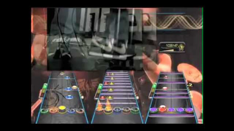 Guitar Hero: Metallica - Dyers Eve (Expert / Expert full band)