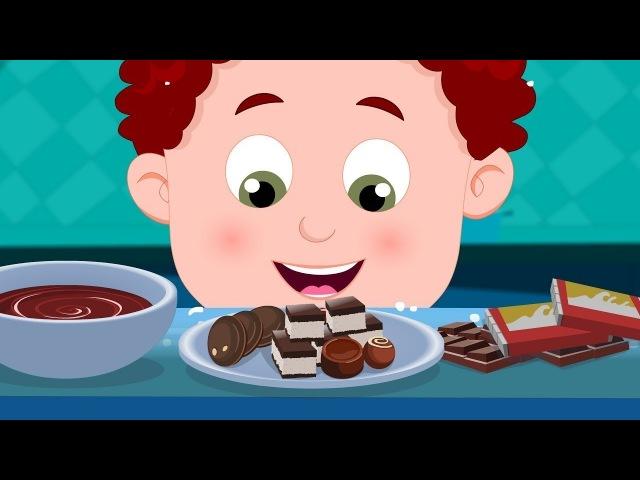 История Шоколада Ted Ed