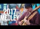 2017 Medley - Eddie van der Meer [Fingerstyle Guitar]