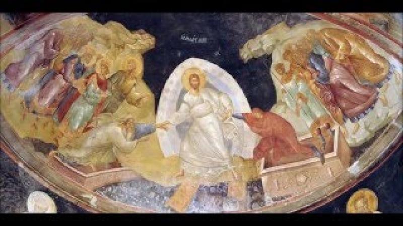 Пасха. Хор братии Почаевской Лавры