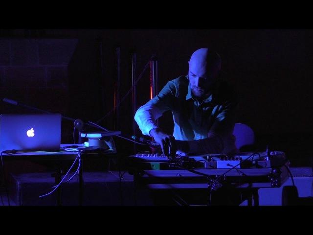 Валери Виноградова Lu Joyce - KFest Sound Neo in Kirche Odessa 2017.11.25