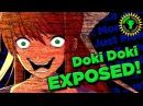 Game Theory: Doki Doki's SCARIEST Monster is Hiding in Plain Sight (Doki Doki Literature Club)