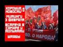 Хорошие новости №3. Митинги 3 февраля. Встреча в Самаре и Тольятти. Штабы