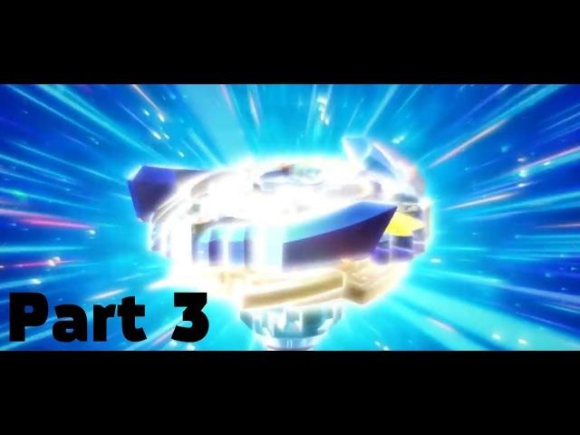Beyblade Burst God Episode1 RUS ENG sub part 3
