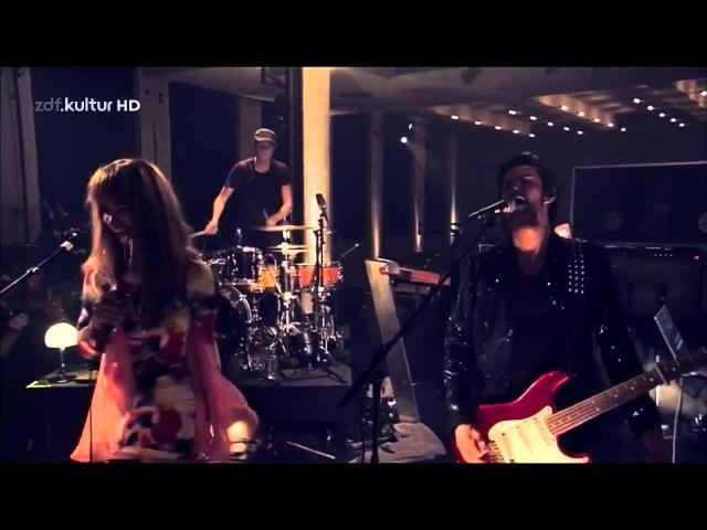 Aura Dione mit I Will Love You Monday (365) live bei der Sendung Bauhaus von ZDF Kultur HD