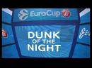 7DAYS EuroCup Dunk of the Night Axel Bouteille, CSP Limoges