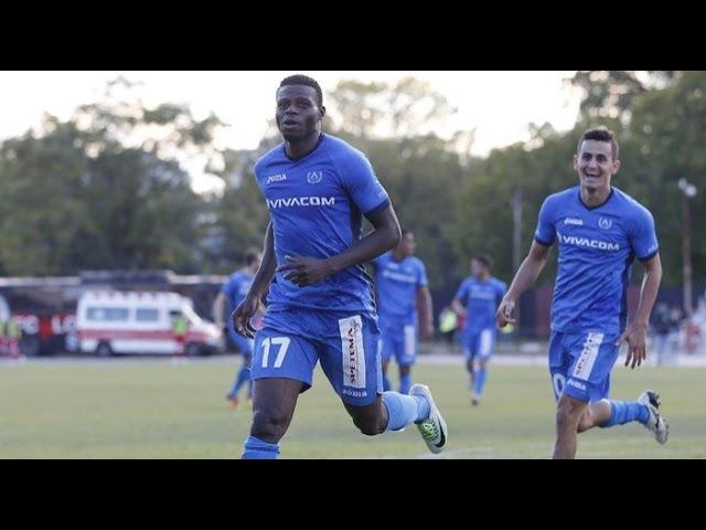 Babatunde Adeniji - Levski Sofia striker