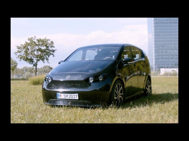 Sono Motors Sion. Первый в мире бюджетный электромобиль на солнечных батареях за 12000 евро.