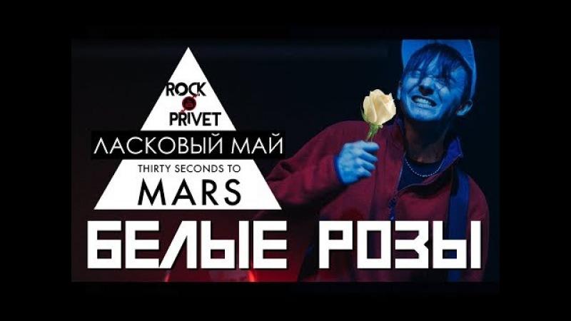 Ласковый Май / 30 Seconds To Mars - Белые Розы (Cover by ROCK PRIVET)