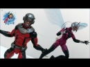 Magios Initiative-Review-Marvel Legends The Astonishing Ant-Man 2-pack by Hasbro. metalmischief