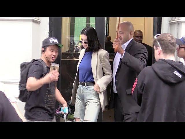 6 сентября 2017: покидая главный офис бренда Alexandra Wang, Нью-Йорк | 2017