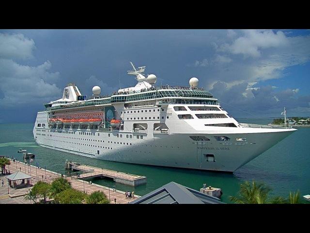 LIVE Mallory Square Key West Florida Pan-Tilt-Zoom View