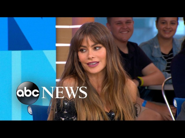 Sofia Vergara on the 'Modern Family' cast's adventures in Lake Tahoe