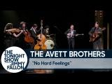 The Avett Brothers - No Hard Feelings (The Tonight Show Starring Jimmy Fallon)