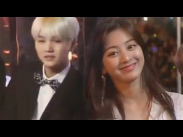 YoongYo (bts yoongi x twice jihyo) Moments 2017 Short Vers. | Youre Gorgeous