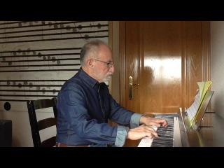 (Vals. Piano cover.) O HAYAT BENIN JENERIK MÜZIGI. Joaquín al piano.