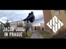 Jacob Juul in Prague - USD Aeon 60 Hooi skates