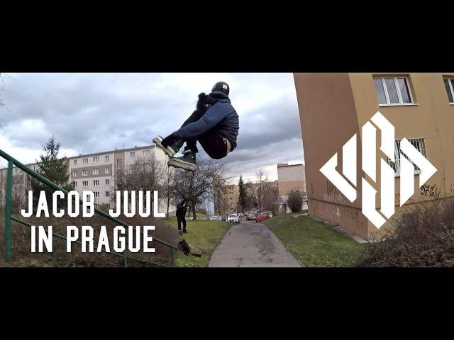 Jacob Juul in Prague USD Aeon 60 Hooi skates смотреть онлайн без регистрации