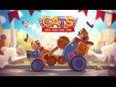 CATS Crash Arena Turbo Stars Прохождение Чемпионат 6 ой этап